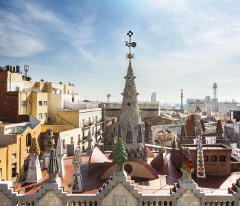 Выставка «Антонио Гауди. Барселона»