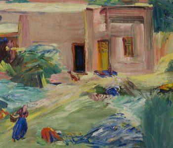 Экскурсия по выставке «Армянский импрессионизм. От Москвы до Парижа»