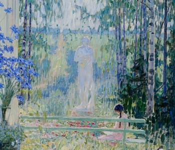 Экскурсия по постоянной экспозиции Музея русского импрессионизма