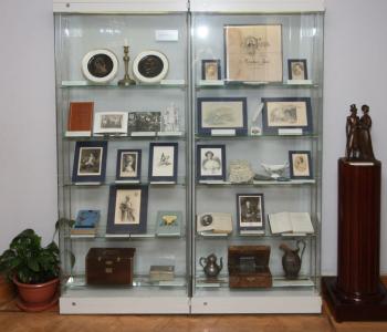 Выставка «Шкафы даров»