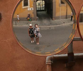 Фотовыставка Вениамина Голубицкого «уЛИЦА»