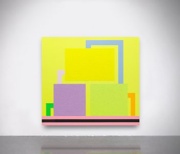 Personal exhibition of the legendary New York neoconceptual artist Peter Helly