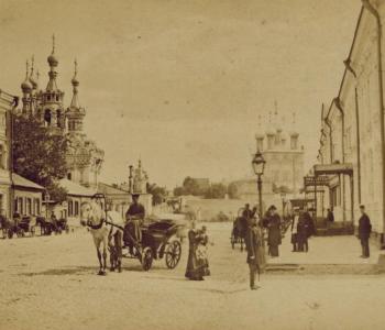 Exhibition «Chekhovskaya Moscow»