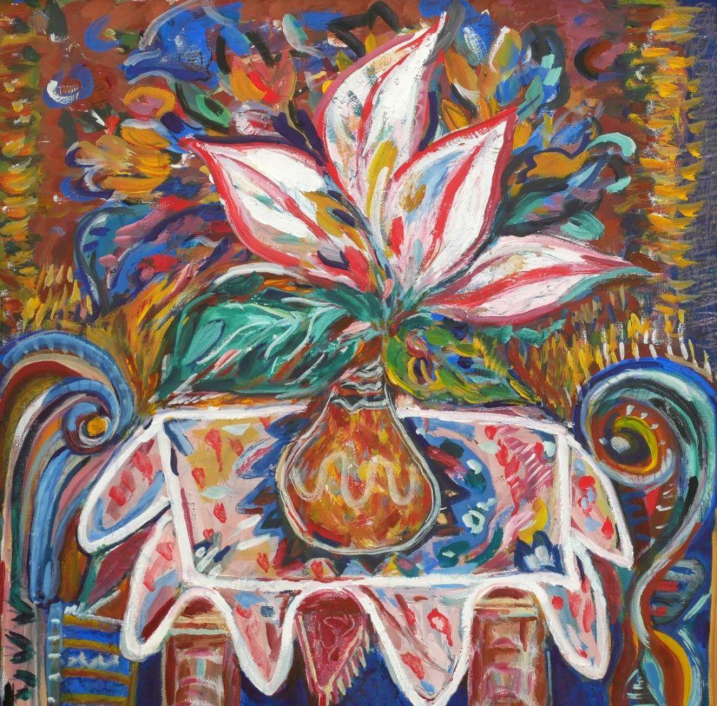 Выставка Анны Рындиной «Мой путь»