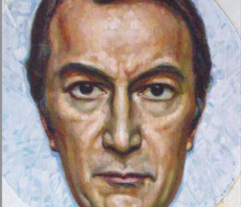 Выставка «Отари Кандауров. Храм культуры: Иконостас гениев (2015 – 2017)»