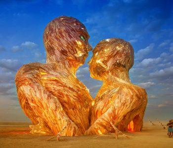 Встреча с директором по развитию Burning Man Стивеном Распой
