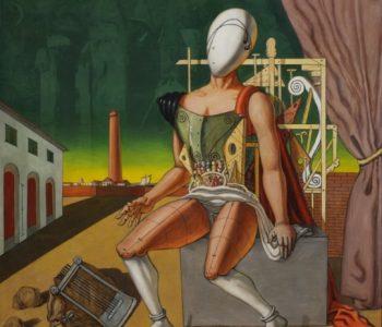 Выставка «Джорджо де Кирико. Метафизические прозрения»