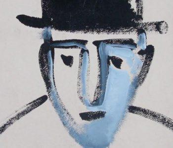 Выставка Алексея Левинского «Мои рисунки»
