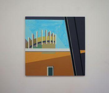 Выставка Александра Зайцева «Городской ландшафт»