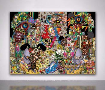 "Exhibition Keiichi Tanaami ""The Land of Mirrors"""