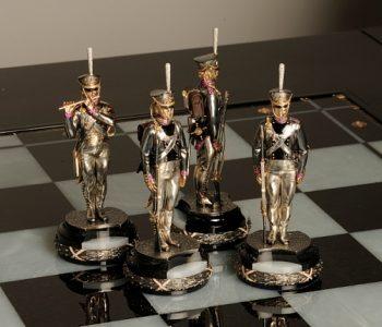 Exhibition Chess. 1812