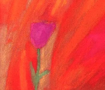 Конкурс детского рисунка «Детский взгляд на цвета революции»