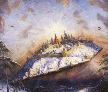 Выставка произведений Фирината Халикова «Юбилейная»