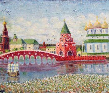 Выставка «Москва наивная»