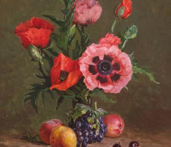 Выставка «Елена Миронова. Очарована, околдована…»