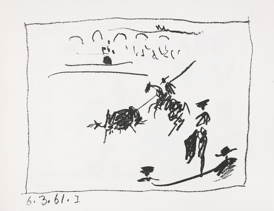 Выставка Пабло Пикассо «Страсть. Кровь. Вино. Женщина»