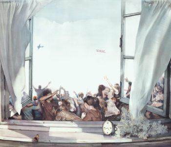Artwin Gallery примет участие в международной ярмарке современного искусства Cosmoscow 2017