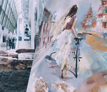 Выставка «Танец Ангела»