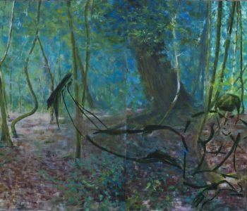 Выставка Ольги Каретниковой «Long Barn Garden/Длинный амбар»