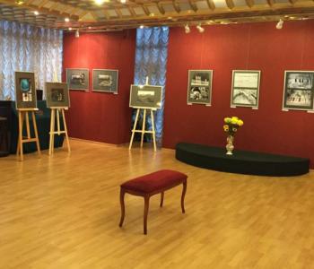 Выставка «Наши юбиляры»