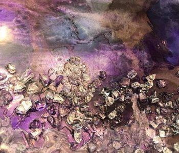 Выставка Надежды Олефир «OLEFIRN»