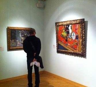 Выставка Сергея Горшкова «Красная книга»