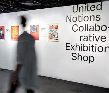 Международная выставка графического дизайна «United Notions»