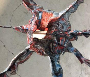 Выставка Марины Звягинцевой «#Разблокировать»