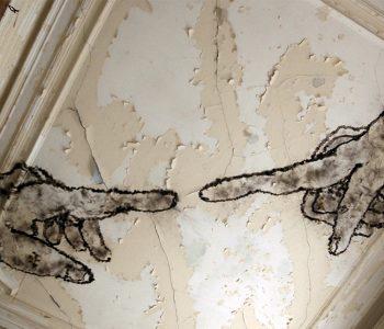 """Интервью с граффити-художниками Женей 0331с и Гришей о выставке """"Сажа"""""""
