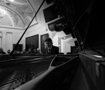 «Живи сейчас» – импровизация маэстро Кристиано Тиоццо