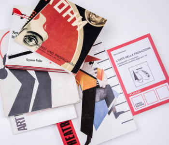 Книжная выставка «Искусство и революция в выставочных практиках 1950 – 2010-х годов»
