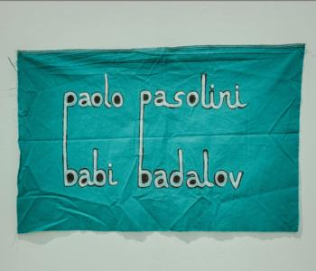 Выставка Баби Бадалова «Когда я um.ru, ко мне доступа не будет»