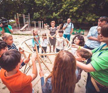 Курс детских мастер-классов «Я у мамы инженер: Строим Шуховскую башню»
