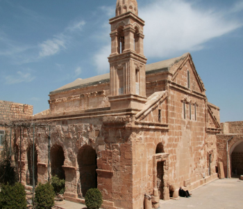 Лекция «В верховьях Тигра и Евфрата. Христианские памятники Месопотамии»