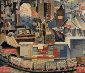 Выставка «На Октябрьском развороте: 1917»