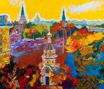 Выставка Хаджи-Мурада-Алиханова «Цвет и свет»