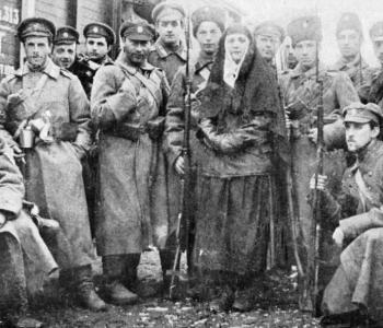 Лекция «Начало Белого движения в России»