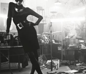 Лекция «Fashion + music: знаменитые коллаборации дизайнеров и музыкантов»