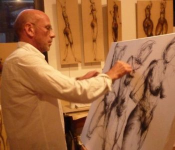 Выставка работ графика Франсуа Саука