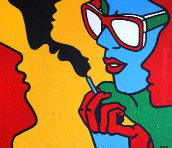 Exhibition of Roman Reznitsky «FROM POP TO ART»