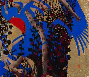 Выставка произведений Андрея Ремнёва «Стрелка»
