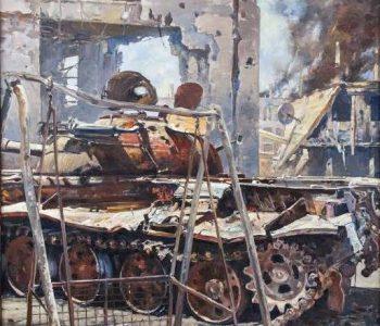 Выставка произведений Василия Нестеренко «Сирийская земля»