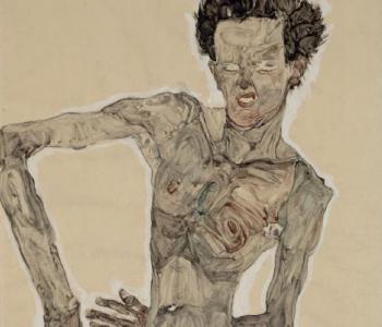 Лекция «Роль тела в творчестве Эгона Шиле и австрийском экспрессионизме»
