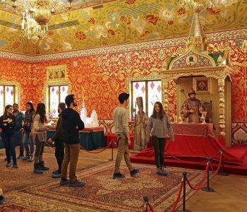 Зимние экскурсии в Коломенском