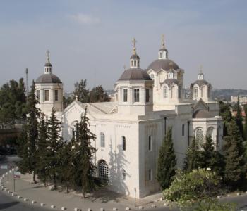 Выставка «Скажи мне, ветка Палестины: 170-летие Русской духовной миссии в Иерусалиме»