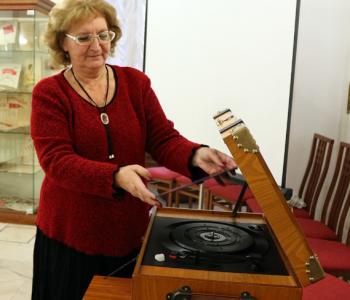 Выставка «Музыкальное эхо 1917 года»