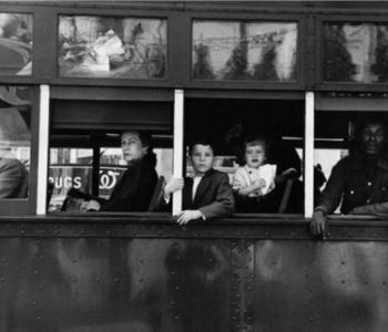 Лекция «Авторский репортаж. Америка 1950-1960-х годов»