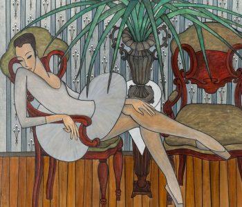 Выставка произведений Бориса Мессерера «Композиции и натюрморты»