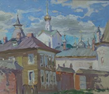Выставка Константина и Валерии Марахиных