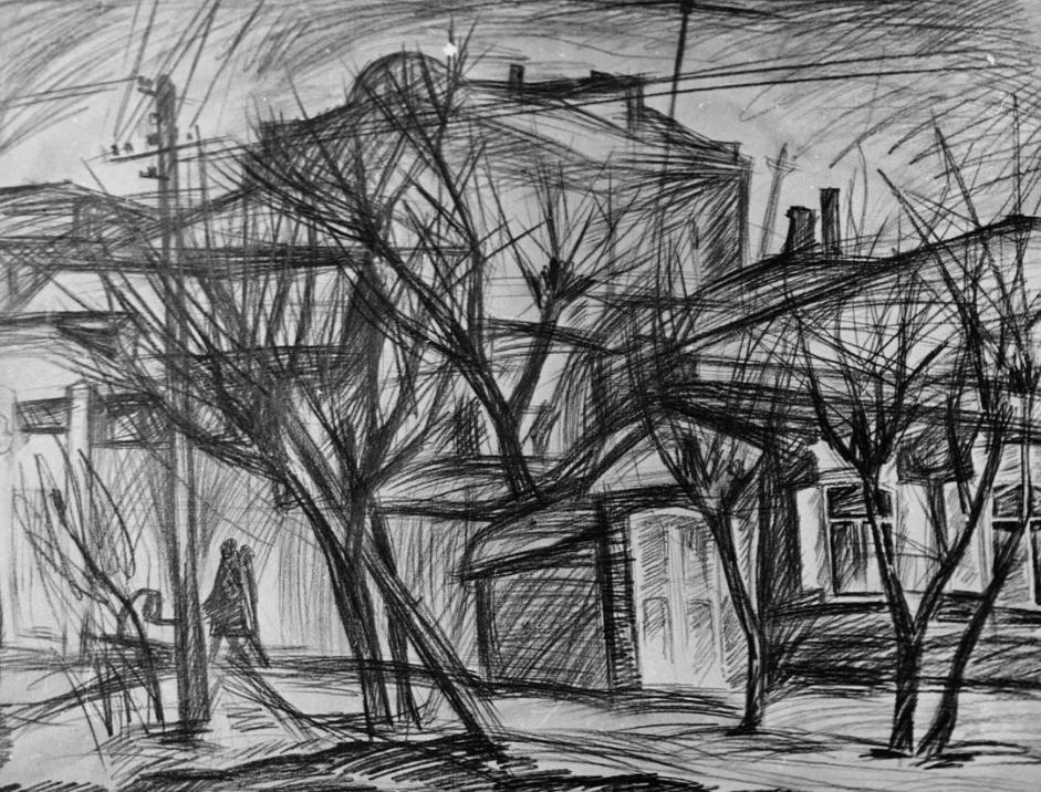 Выставка произведений Геннадия Намеровского «В пространстве времени»
